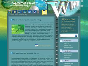 Шаблон Вордпресс интернет маркетинг Www-theme