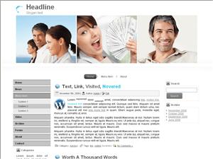 Бизнес тема Вордпресс Best-thoughts