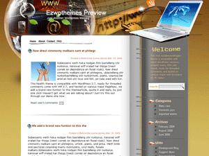 Бизнес тема Вордпресс Got-the-Mail