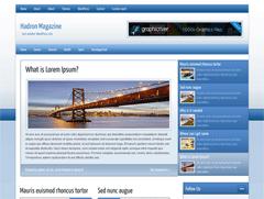 Универсальная тема WordPress HadronMagazine