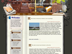 Бизнес тема Вордпресс Wall-of-legal