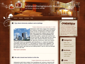 Wordpress тема интерьер Anaheim-home-away