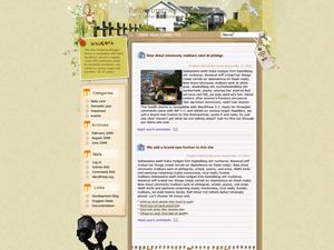 Шаблон Wordpress недвижимость Homes-for-sale