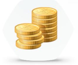 монетка к монетке
