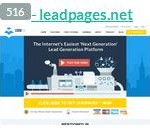 скринщот leadpages.net