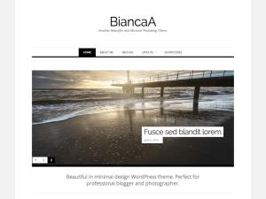 Универсальная тема Вордпресс Biancaa