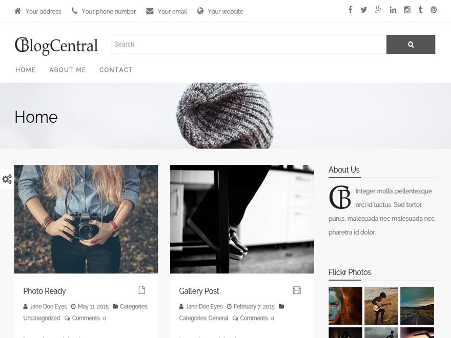 blogcentral