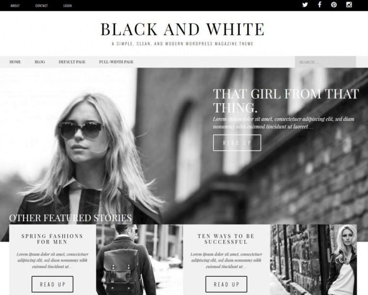 free-magazine-wordpress-theme-black-and-white