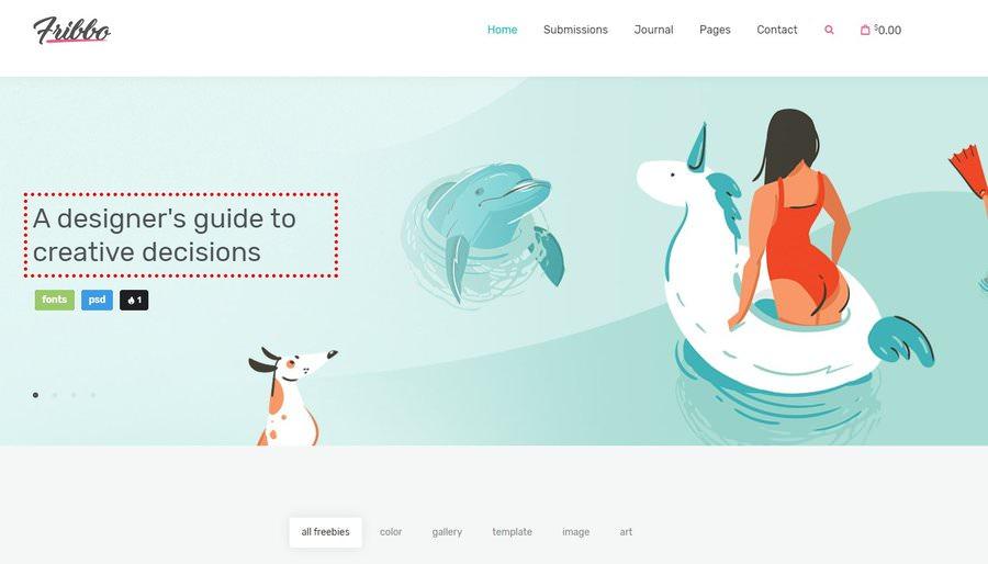15 шаблонов WordPress для фрилансеров 2020