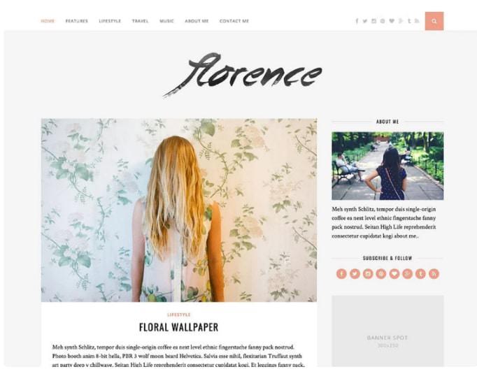 29 лучших женских тем WordPress 2020