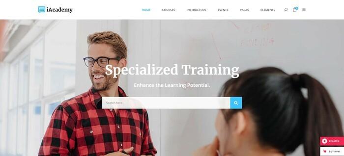16 лучших образовательных WordPress шаблонов для онлайн обучения 2020