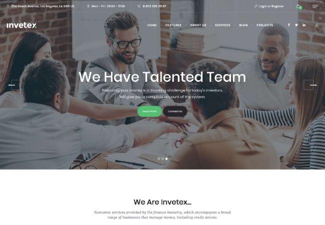 10 Лучших шаблонов WordPress для бизнес-тренера и коуча 2020