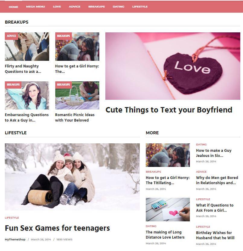Cool - русская бесплатная адаптивная тема WordPress для блога 2020