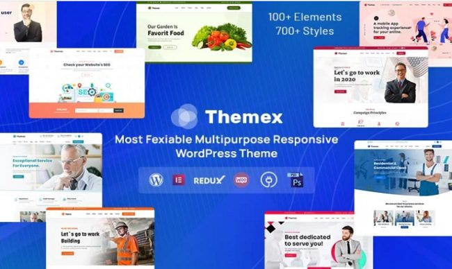 Themex - Multipurpose Responsive