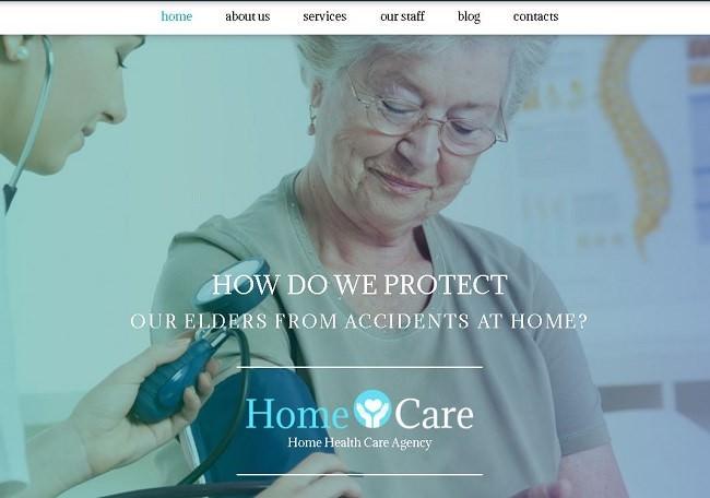 Скриншот темы Home Car