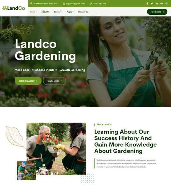 Landco