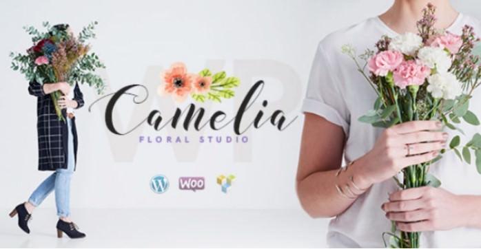 Демонстрация темы Camelia