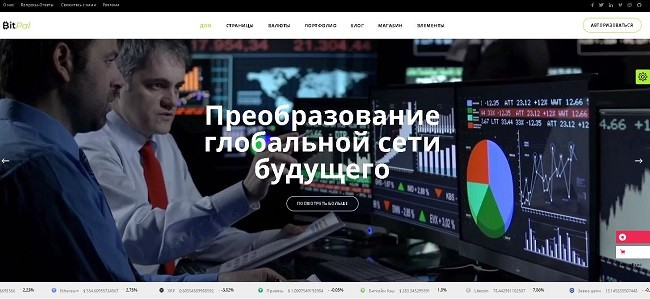 Скриншот BitPal